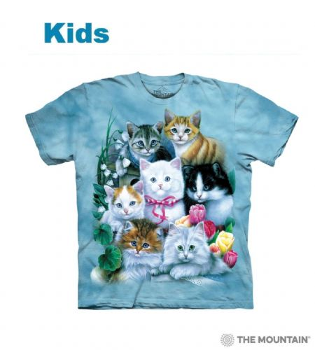 Kittens - Kids Cat T-shirt - The Mountain®